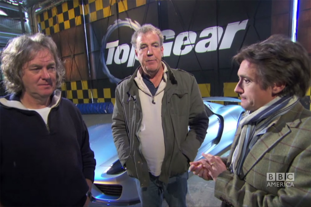 Apedrean Top Gear Argentina