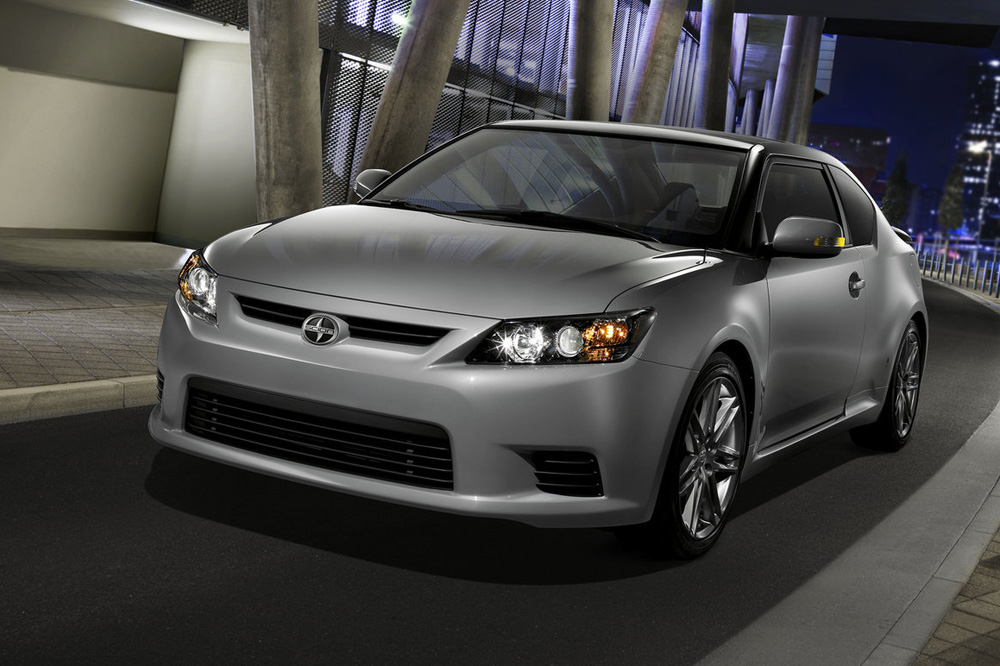 10 coches mas robados estados unidos Scion tC