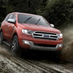 Revelado el Ford Everest 2015
