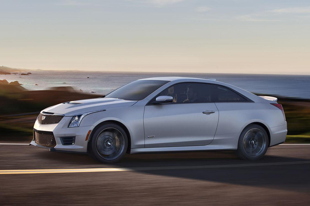 Cadillac ATS V Los Angeles 2014 (3)