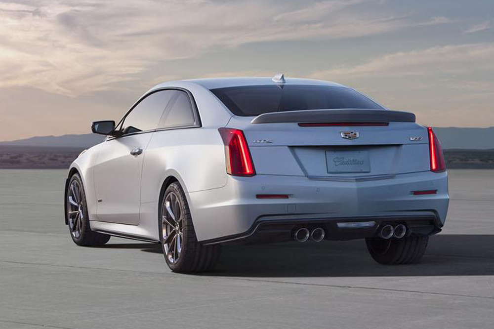 Cadillac ATS V Los Angeles 2014 (4)