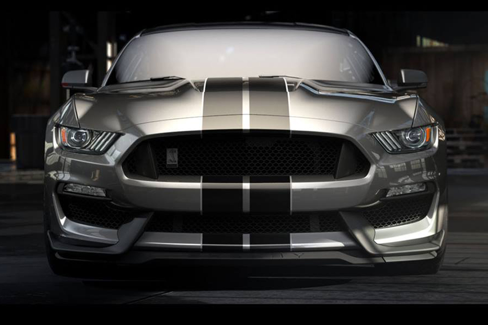 Ford Shelby Mustang GT350 2015