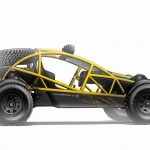 Ariel Nomad lateral