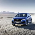 Audi Q7 2015 movimiento frontal 2