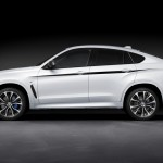 BMW X6 M Performance exterior lateral