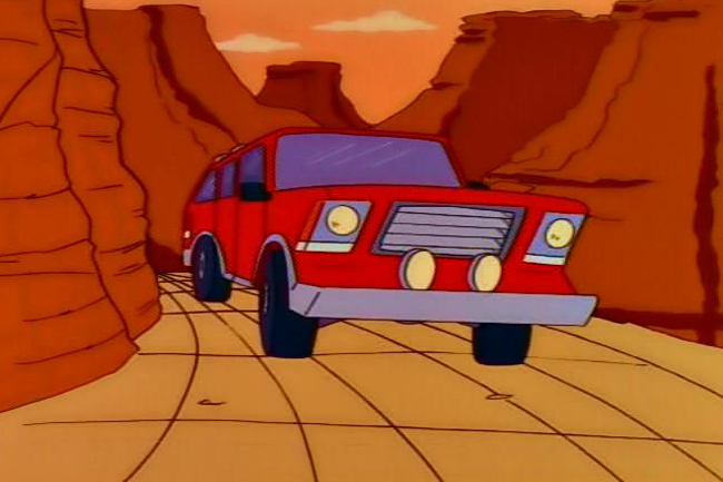 Canyonero-coches-los-simpson