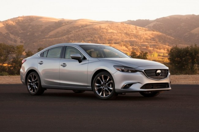 Mazda6-2015 exterior lateral frontal