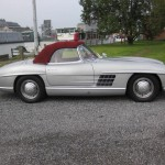 Mercedes-Benz 300 SL Roadster capota