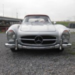 Mercedes-Benz 300 SL Roadster frontal