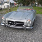 Mercedes-Benz 300 SL Roadster frontal alto