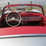 Mercedes-Benz 300 SL Roadster interior 1