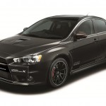 Mitsubishi Lancer Evolution X Final Concept: un adiós con 480 CV