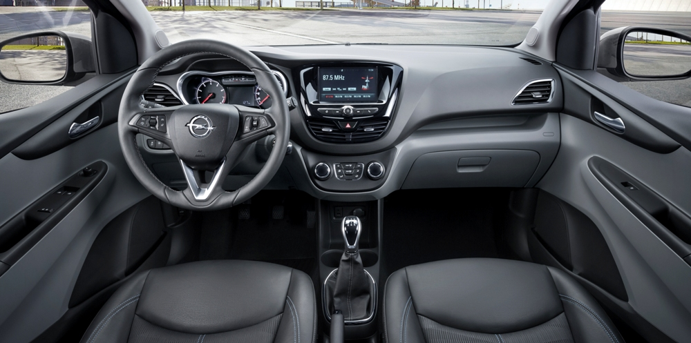 Opel-KARL-interior frontal