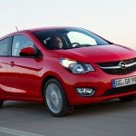 Opel-KARL-movmiento frontal