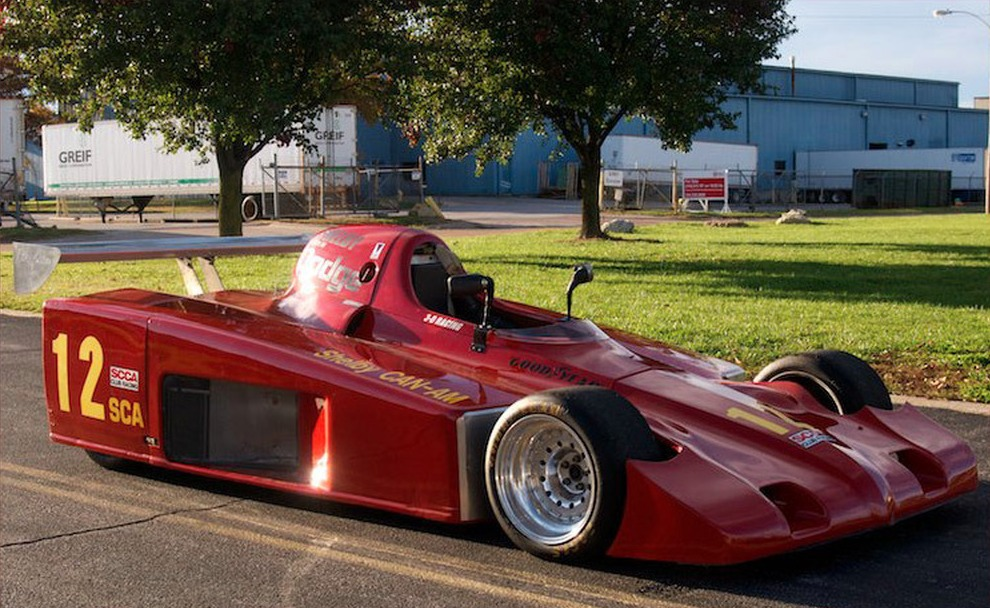 Shelby Can-Am 1990