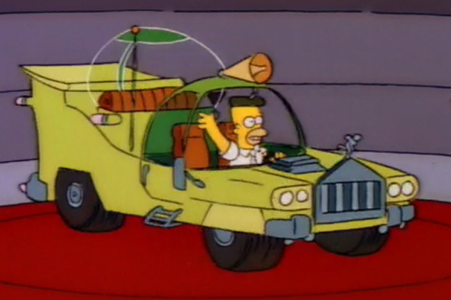 The Homer-coches-los-simpson