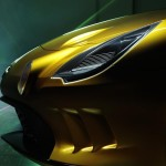 Willys AW 380 Berlinetta frontal lateral