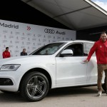 coches Audi Jugadores Real Madrid 2015 (1)