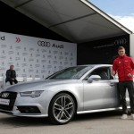 coches Audi Jugadores Real Madrid 2015 (13)
