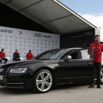 coches Audi Jugadores Real Madrid 2015 (14)