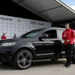coches Audi Jugadores Real Madrid 2015 (15)