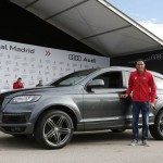 coches Audi Jugadores Real Madrid 2015 (16)