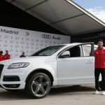 coches Audi Jugadores Real Madrid 2015 (2)