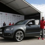 coches Audi Jugadores Real Madrid 2015 (3)