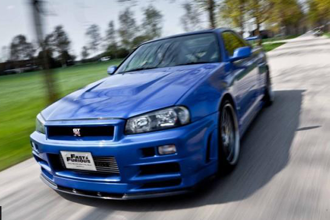 venta skyline GT-R Paul Walker (5)