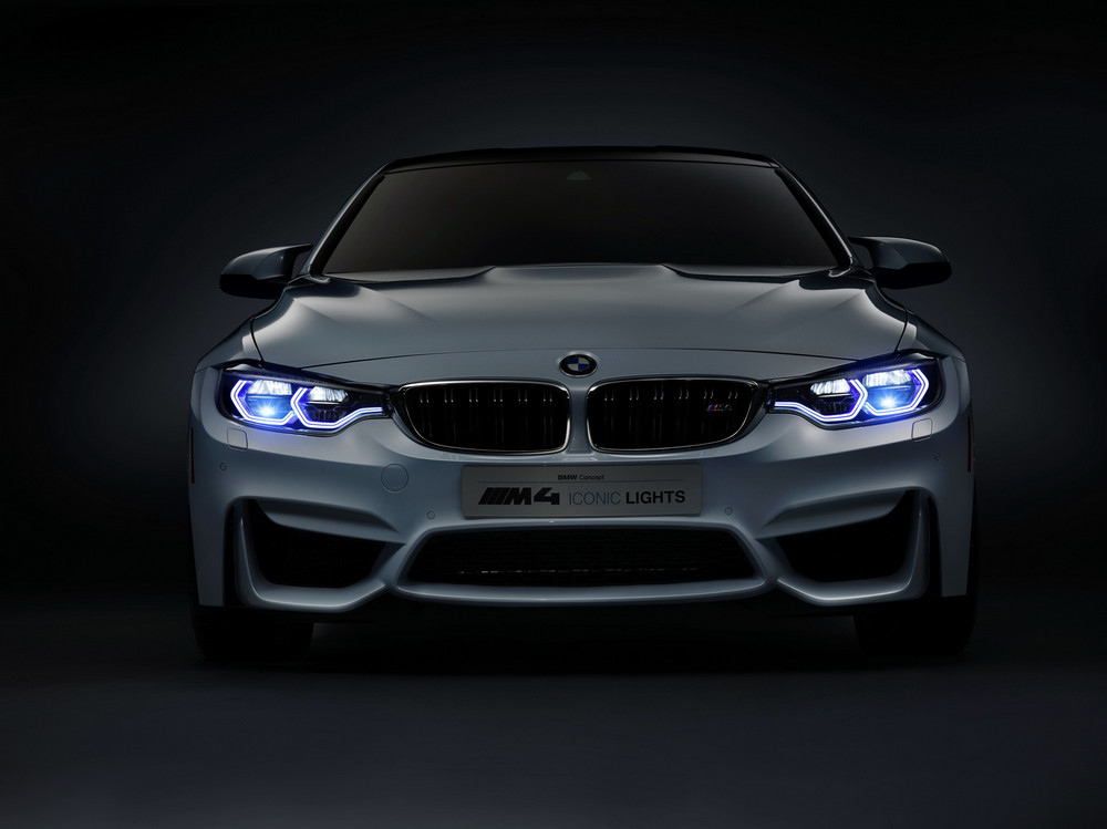 BMW M4 Iconic Lights Concept (3)