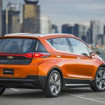 Chevrolet Bolt EV Detroit 2015 (2)