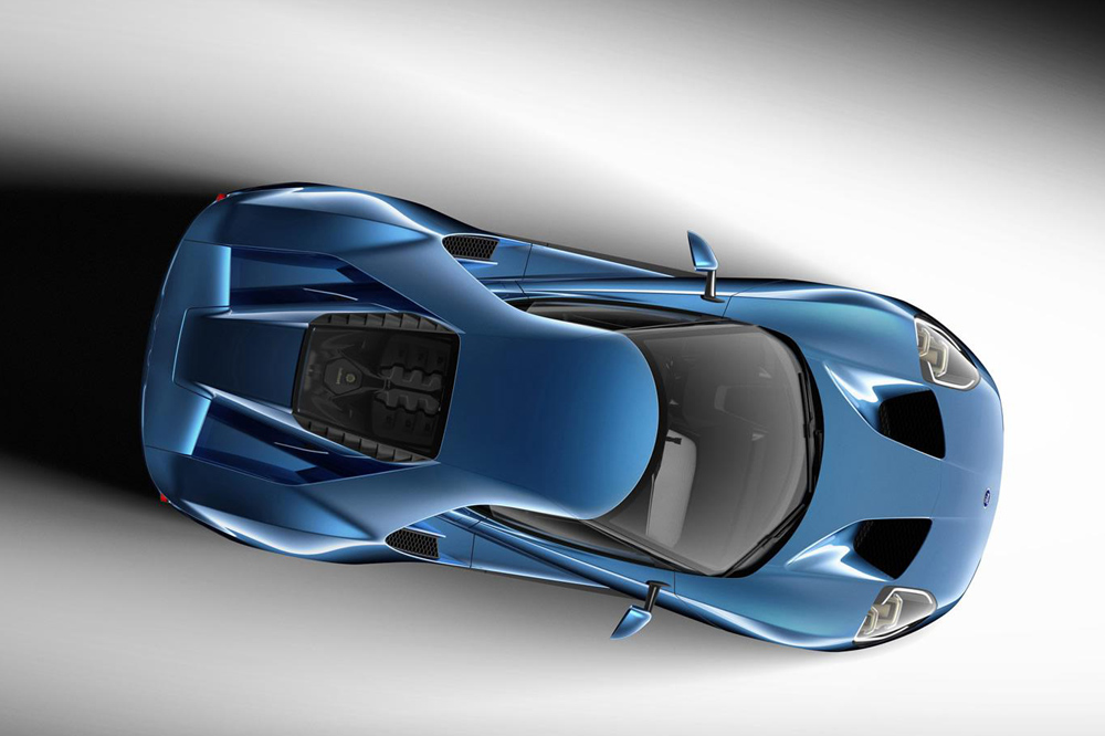 Ford GT 2015 Detroit 2015