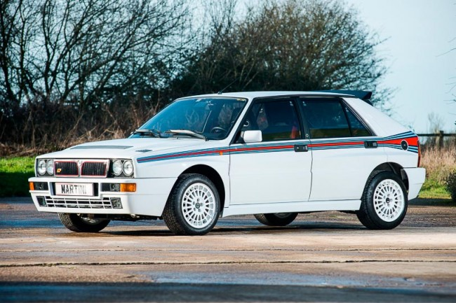 Lancia Delta Integrale Limited Edition de 1992