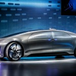 Mercedes F015 Luxury in Motion Concept