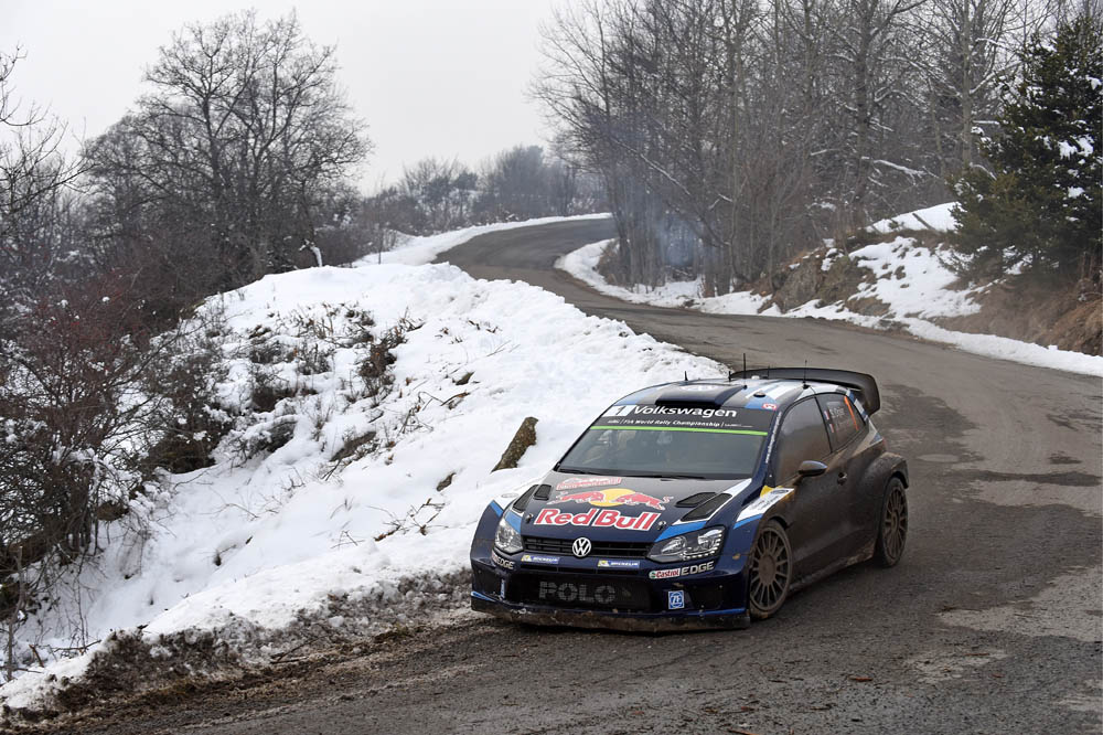 Clasificacion final Rally Monte Carlo 2015