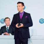 Robbie Williams jefe Marketing Volkswagen