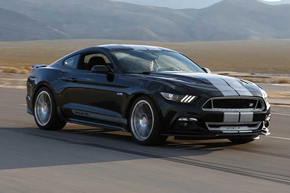 2015 ford shelby gt - photo #9