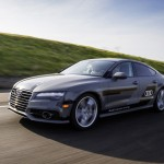 Audi A7 piloted driving concept: de Silicon Valley a Las Vegas