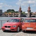 The new BMW 1 Series, Sport Line - On location pictures at  the international pressevent in Berlin (07/2011)