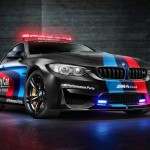BMW M4 Coupé MotoGP Safety Car 2015