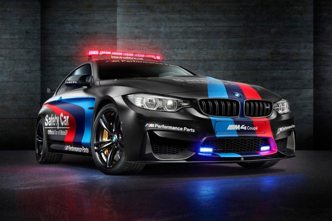 BMW M4 Coupe Safety Car 2015 (1)