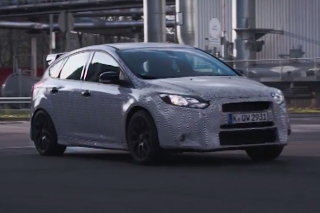Ken Block Ford Focus RS 2015