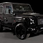 Land Rover Defender Ultimate RS: una bestia con motor V8 de 500 CV