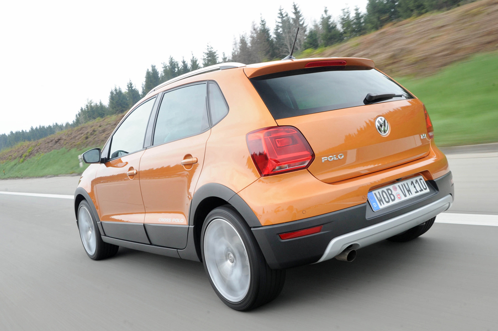 prueba volkswagen polo cross 2015 periodismo del motor. Black Bedroom Furniture Sets. Home Design Ideas