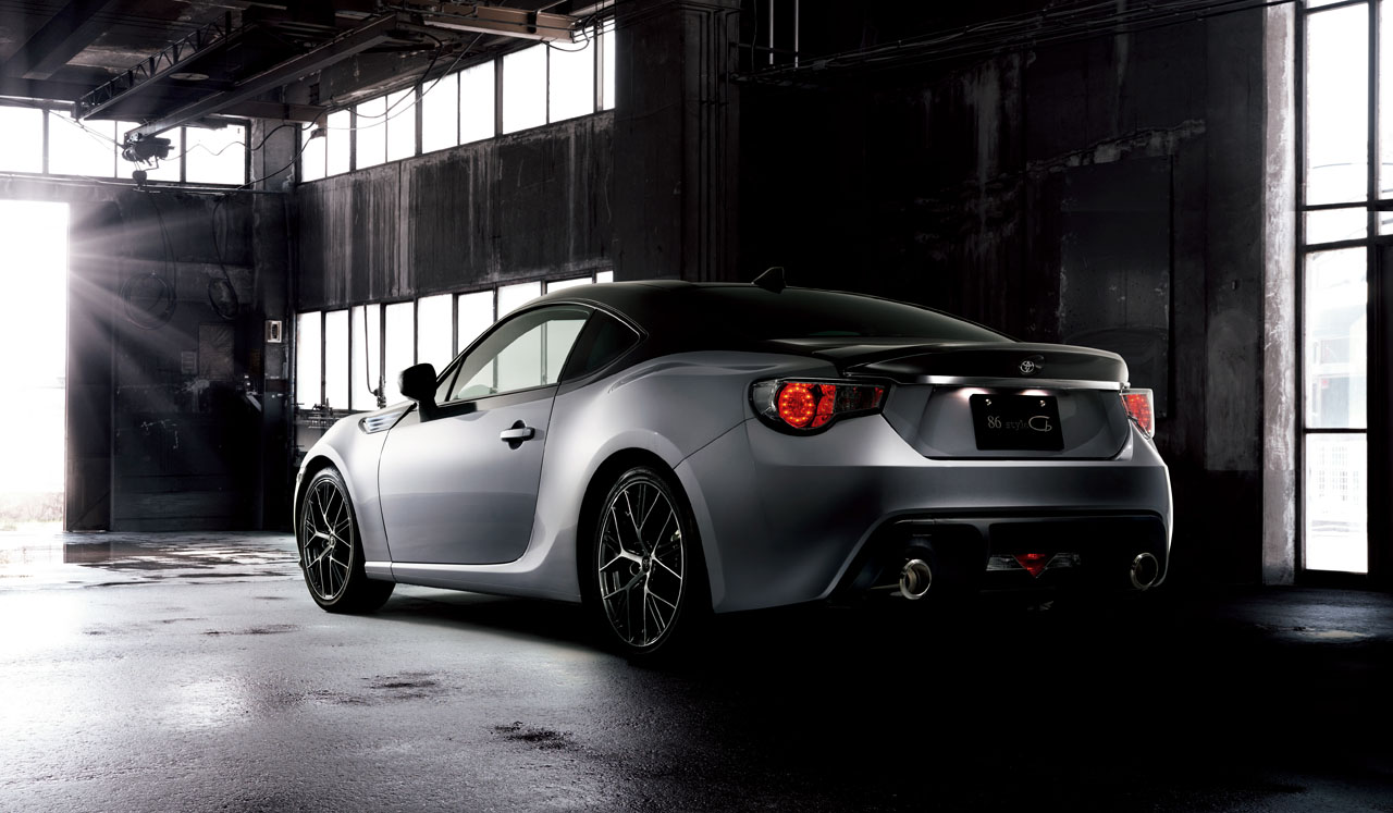 Toyota GT 86 Cb Style