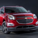 Chevrolet Equinox 2016: restyling para Chicago