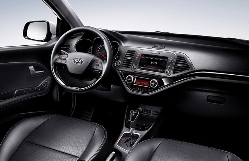 kia picanto 2015 restyling en el sal n de ginebra periodismo del motor. Black Bedroom Furniture Sets. Home Design Ideas