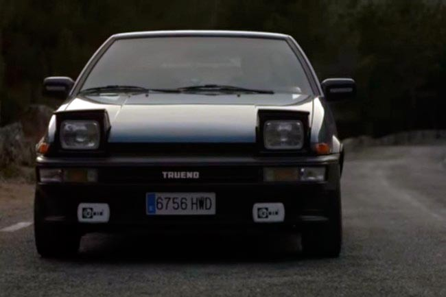 video-toyota-ae86 España