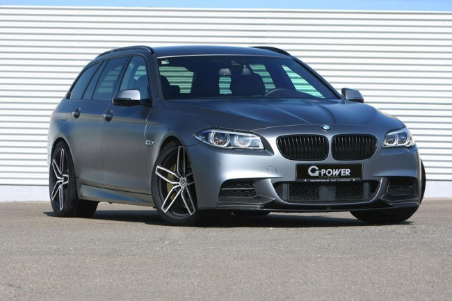 BMW M550d Touring G-Power (1)