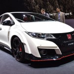 Honda Civic Type R 2015: ¡con 310 CV!